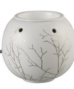 Tjooze - Electrische wax/olie warmer - Bowl Gold - Scentchips