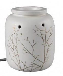 Tjooze - Electrische wax/olie warmer - Vase Gold - Scentchips