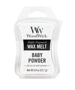 Tjooze - WoodWick Waxmelts - Baby Powder