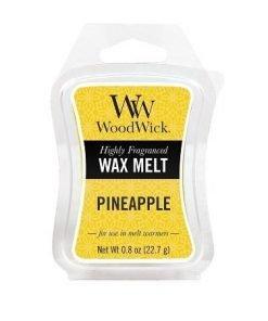 Tjooze- WoodWick Waxmelt - Pineapple