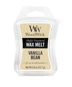 Tjooze - Woodwick Wax melt - Vanille Bean
