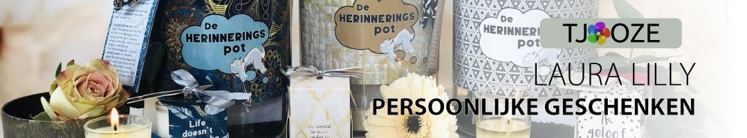 Tjooze - Laura Lilly - Persoonlijke geschenken